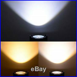 100W COB Warm/Cool white 2in1 Led Par Light Aluminium Club Stage Party lighting