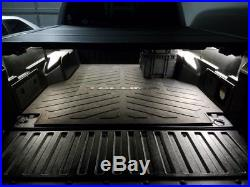 2016 2019 Toyota Tacoma LED bed light kit compatible with all Tonneau Covers