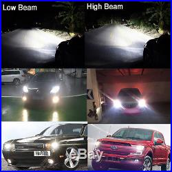 2018 NEW High Power H13 160W 6000K Cool White LED Conversion Kit For Headlight