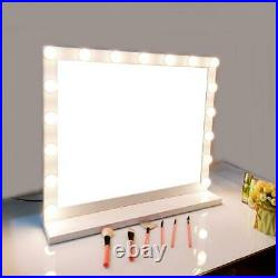 24x 20 17-LED Vanity Mirror Hollywood Style Makeup Mirror 3 Light Settings