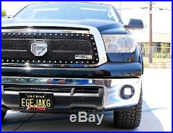 40W CREE LED Pods with Foglights Location Bezel Covers, Wirings For 2007-13 Tundra