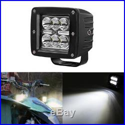 42Inch LED Light Bar Curved+ 22in Combo +4 Pods for Ford Jeep SUV Truck Marine