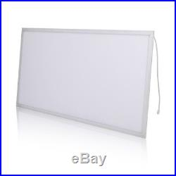 4 x 72W Ceiling Suspended LED Panel Office Lighting 1200x600 COOL White 6500K