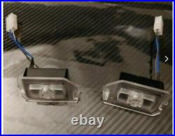 AMG Led Welcome Courtesy Mirror Puddle Light Projectors For MERCEDES BENZ 2X KIT