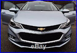 Direct Fit 10W White LED Daytime Running Light/Fog Lamps For 2017-up Chevy Cruze