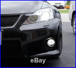 Direct Fit OEM Spec 15W CREE LED Projector Fog Lights Set For Toyota Lexus Scion