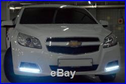 Direct Fit Switchback LED Daytime Running Light/Turn Signal For Chevy Malibu