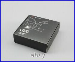Genuine Audi logo rings accessory LED projector entry puddle lights 4G0052133G