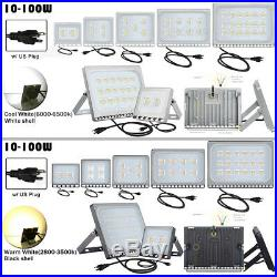 LED Flood Light 500W 300W 200W 150W 100W 50W 30W 20W 10W Outdoor Lamp Spotlight