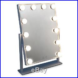 LED Glam Hollywood Dressing Table Mirror Vanity Lighted Cosmetic Dimmable Bulb