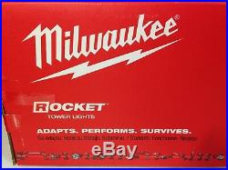 Milwaukee 2131-20 NEW M18 18V ROCKET Dual Power Tower Light New In Box