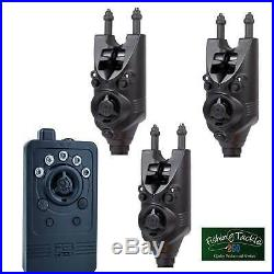 Nash Siren R3 x 3 Alarms + R3 Receiver Set Brand New Free Delivery