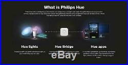 Philips Hue Play White & Color Ambiance LED Light Black (2-Pack) OPEN BOX