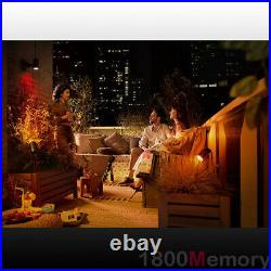 Philips Hue White & Color Ambiance Lily Outdoor Spot Light Extension LED 8W IP65