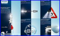 Philips Ultinon LED Kit 6000K White H7 Two Bulbs Head Light Low Beam Upgrade EO