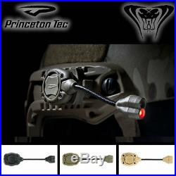 Princeton Tec Switch MPLS II HELMET MOLLE LIGHT All Light Options