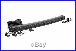 Rough Country 30 Single Row Curved CREE LED Light Bar (fit) Anywhere You Can It