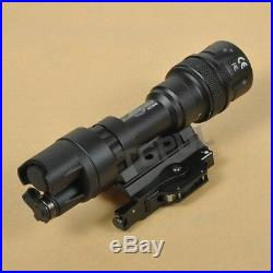 TGPUL M952V LED Weapon Light For Rifles And SMGs White Light And IR Output