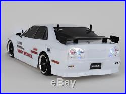 VRX X-Ranger DRIFT 1/10 Scale Street Touring Car RC with LED Lighting RH1025DL 4WD