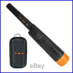 Whites Bullseye TRX Pinpointer Pin Pointer with Led Light and Free Holster