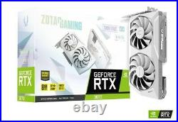 ZOTAC GeForce RTX 3070 Twin Edge OC White Edition 8GB Ampere Graphics Card